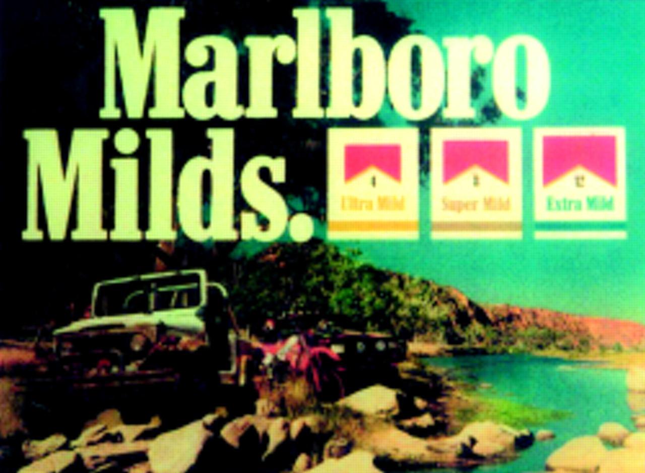 Japanese cigarettes Marlboro duty free