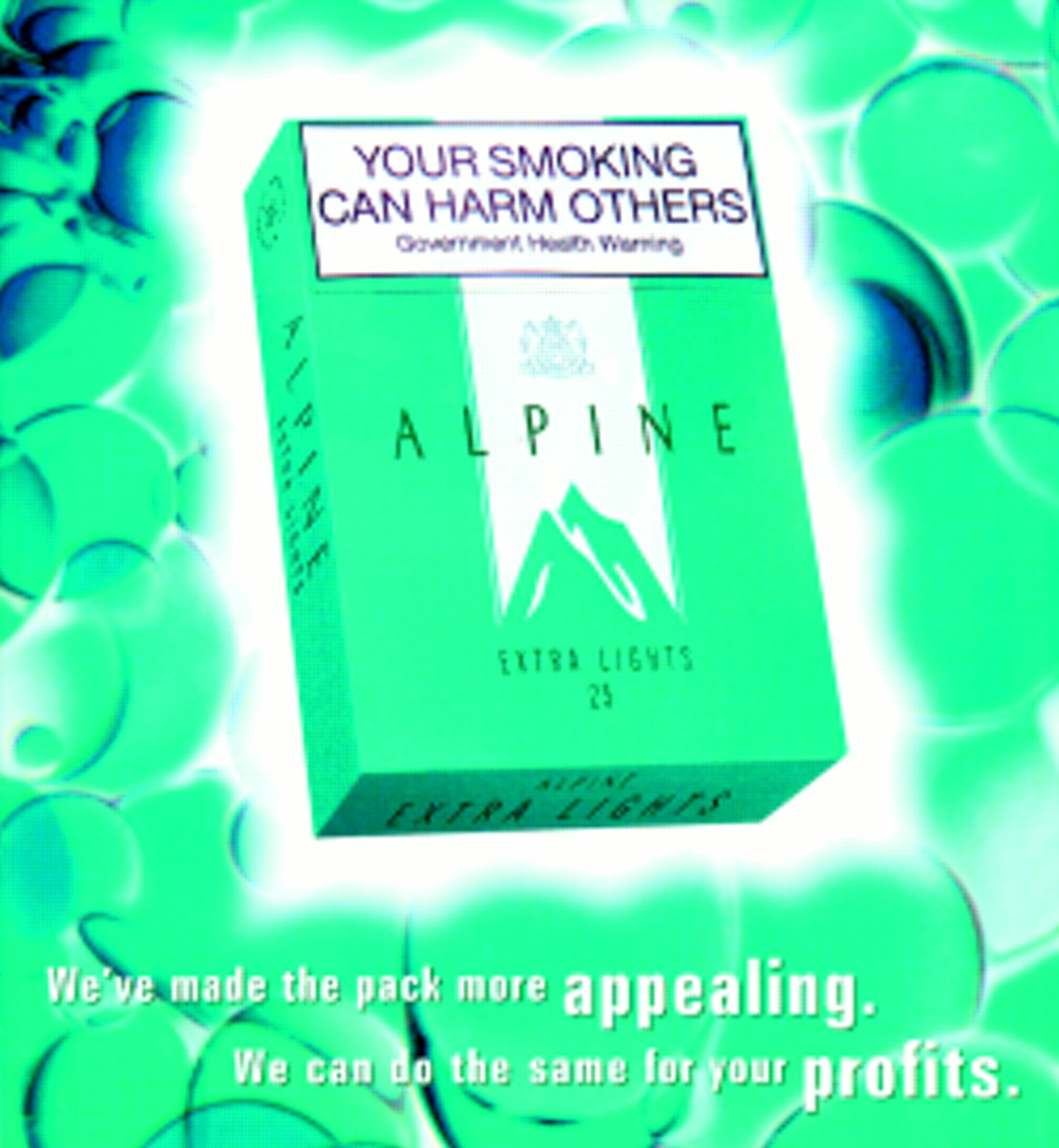 how to pack cigarettes for air travel