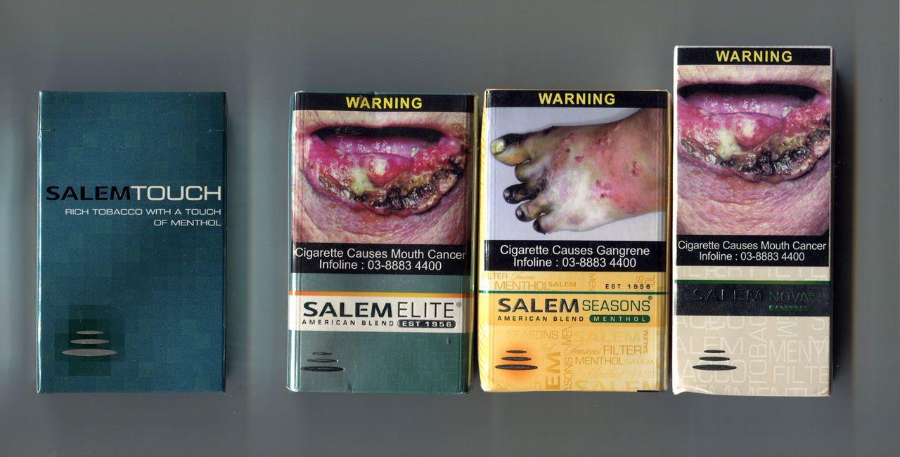 Top 10 Canada cigarette
