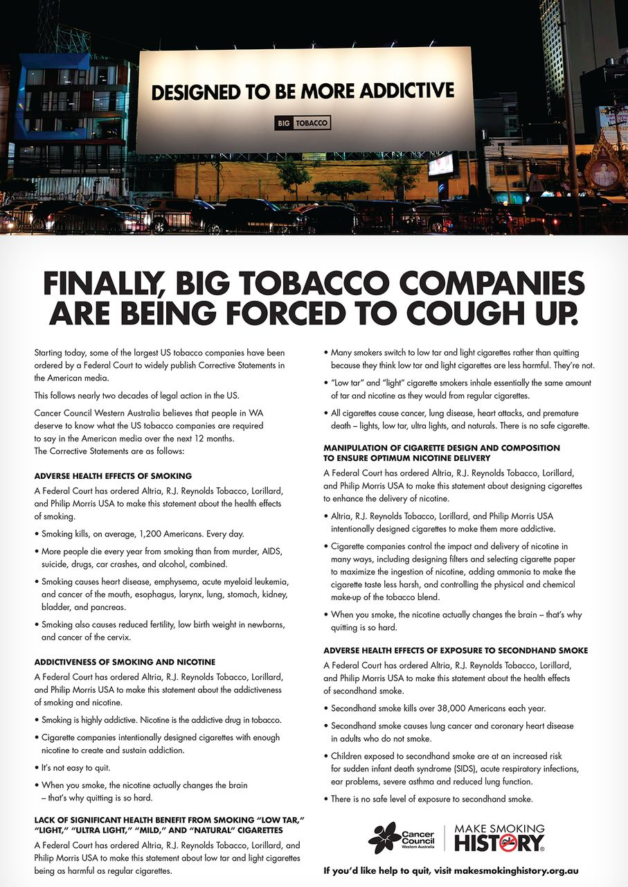 cigarette production and csr The business ethics of tobacco industry corporate social responsibility etc to highlight the importance of total virginia tobacco production in pakistan is.