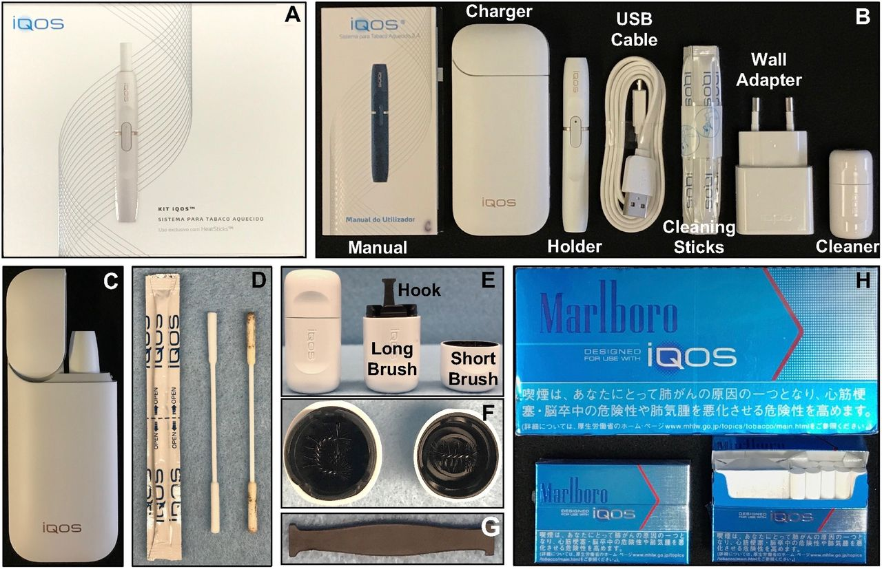 iQOS: evidence of pyrolysis and release of a toxicant from