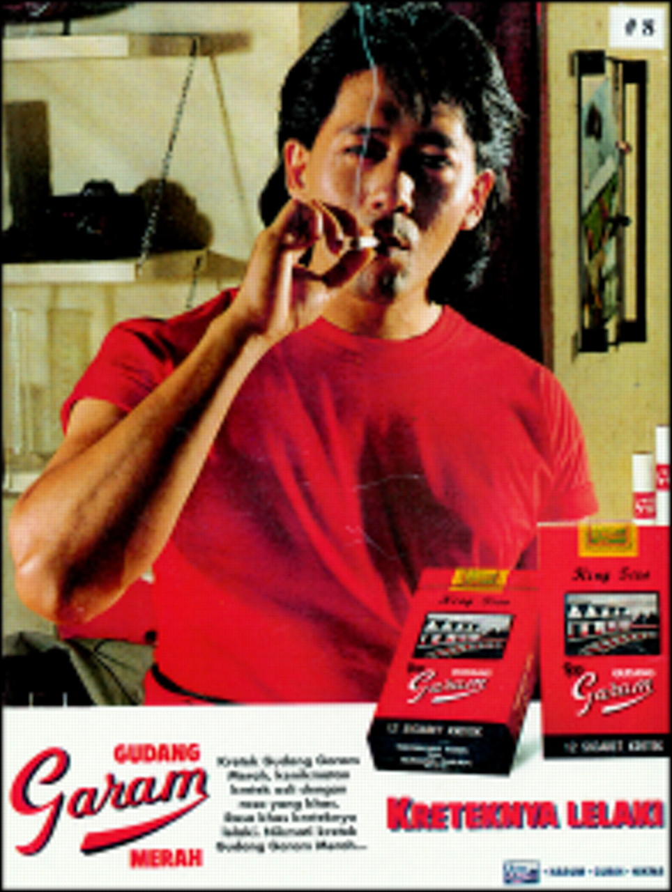 "Tobacco advertising in Indonesia: ""the defining characteristics for success""  Tobacco Control"