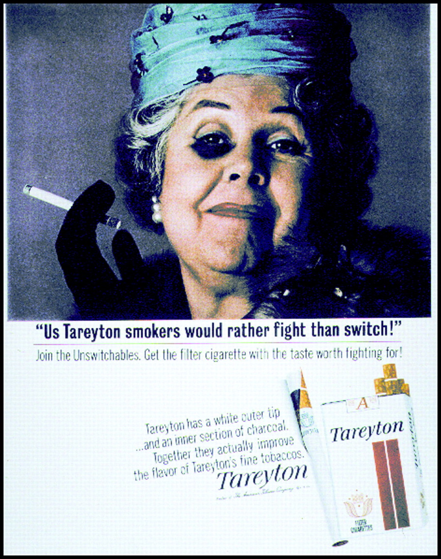 """From social taboo to """"torch of freedom"""": the marketing of cigarettes to  women 