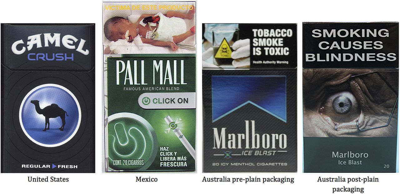 Marlboro cigarette prices by state