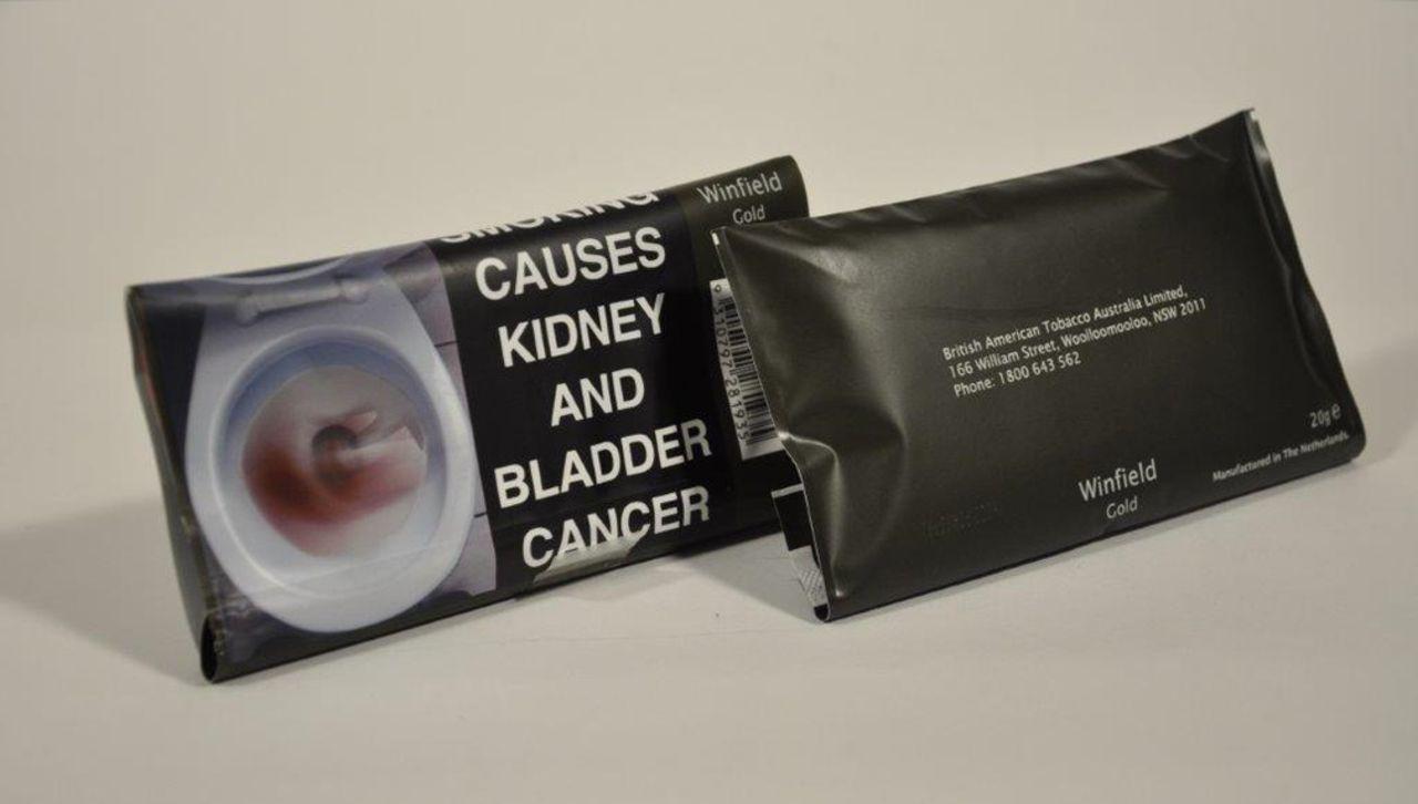 Tobacco Product Developments In The Australian Market In