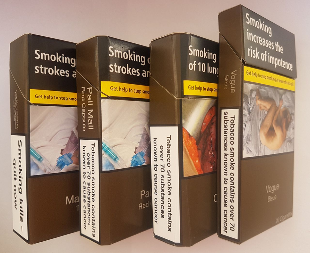 Canadian cigarettes similar to Marlboro