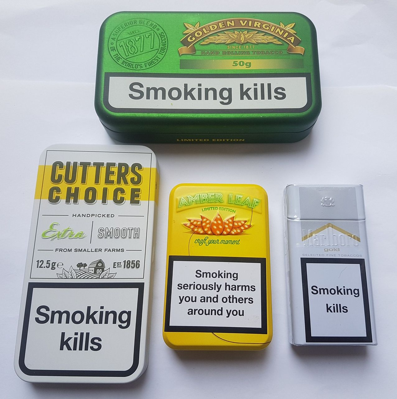 tobacco companies Major tobacco companies are beginning to put out government-mandated warnings about the addictive and deadly nature of their products.