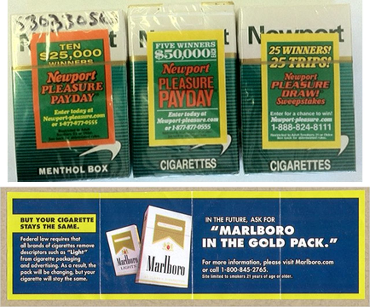 Where to buy Marlboro cigarettes in NYC