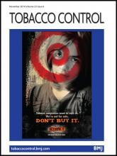 Tobacco Control: 23 (6)
