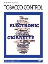 Tobacco Control: 23 (suppl 2)