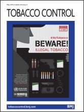 Tobacco Control: 24 (3)