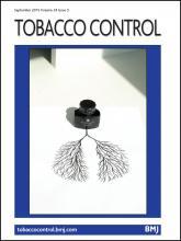 Tobacco Control: 24 (5)