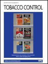 Tobacco Control: 24 (Suppl 2)