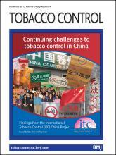 Tobacco Control: 24 (Suppl 4)