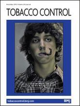 Tobacco Control: 24 (e4)