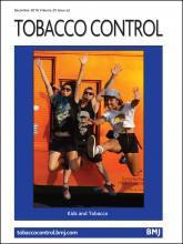 Tobacco Control: 25 (e2)