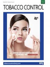 Tobacco Control: 26 (2)
