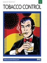 Tobacco Control: 26 (5)