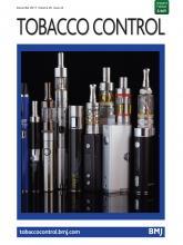 Tobacco Control: 26 (e2)