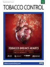 Tobacco Control: 27 (3)