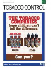 Tobacco Control: 27 (4)