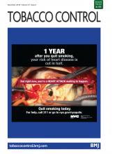 Tobacco Control: 27 (6)