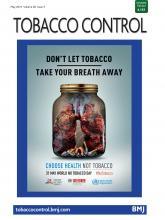 Tobacco Control: 28 (3)