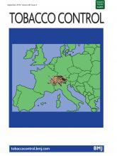 Tobacco Control: 28 (5)