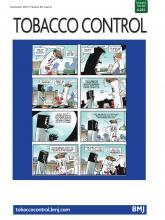 Tobacco Control: 28 (6)