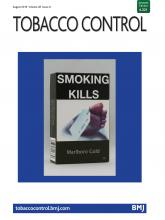 Tobacco Control: 28 (e1)