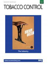 Tobacco Control: 28 (e2)