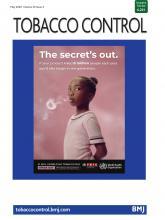 Tobacco Control: 29 (3)