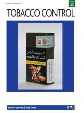 Tobacco Control: 29 (4)