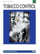 Tobacco Control: 29 (e1)