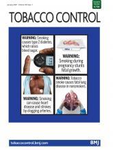 Tobacco Control: 30 (1)