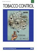 Tobacco Control: 30 (2)