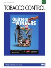Tobacco Control: 30 (3)