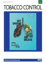 Tobacco Control: 30 (4)