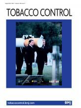 Tobacco Control: 30 (5)