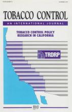 Tobacco Control: 4 (Suppl 1)
